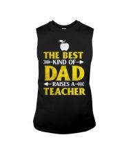 Perfect Gift - for Teacher's Dad Sleeveless Tee thumbnail