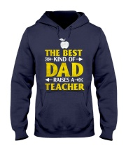 Perfect Gift - for Teacher's Dad Hooded Sweatshirt thumbnail