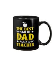 Perfect Gift - for Teacher's Dad Mug thumbnail