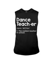 Dance Teacher Sleeveless Tee thumbnail