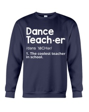 Dance Teacher Crewneck Sweatshirt thumbnail