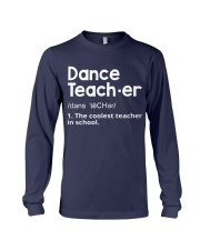 Dance Teacher Long Sleeve Tee thumbnail