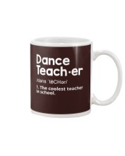 Dance Teacher Mug thumbnail