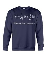 Math - Wanted Crewneck Sweatshirt thumbnail