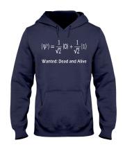Math - Wanted Hooded Sweatshirt thumbnail