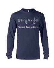 Math - Wanted Long Sleeve Tee thumbnail