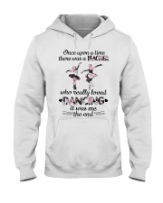 Teacher Dancing Hooded Sweatshirt thumbnail
