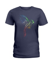 MUSIC TEACHER SHIRT Ladies T-Shirt thumbnail