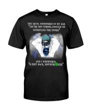 Nurse - 6 feet back Classic T-Shirt thumbnail