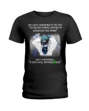 Nurse - 6 feet back Ladies T-Shirt thumbnail