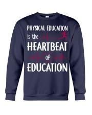 Heartbeat Education Crewneck Sweatshirt thumbnail