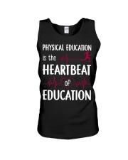 Heartbeat Education Unisex Tank thumbnail