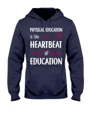 Heartbeat Education Hooded Sweatshirt thumbnail