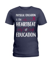 Heartbeat Education Ladies T-Shirt thumbnail