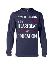 Heartbeat Education Long Sleeve Tee thumbnail