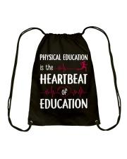 Heartbeat Education Drawstring Bag thumbnail