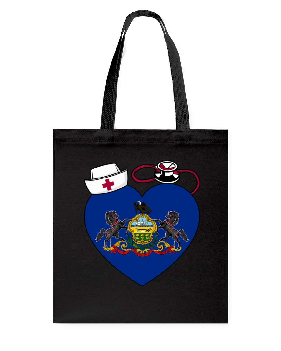 Pennsylvania Nurse Tote Bag