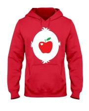 APPLE TEACHER Hooded Sweatshirt thumbnail