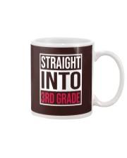 Straight into 3rd grade Mug thumbnail