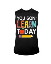 You Gon' Learn Today Sleeveless Tee thumbnail