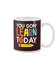 You Gon' Learn Today Mug thumbnail
