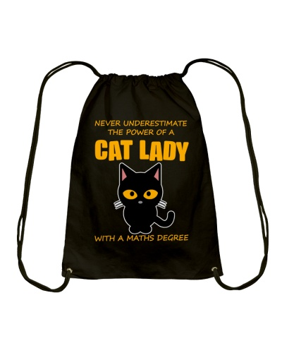 Cat Lady with a Maths Degree