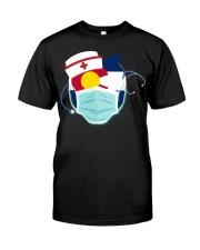 Colorado Nurses Classic T-Shirt front