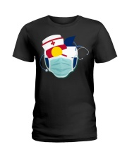 Colorado Nurses Ladies T-Shirt thumbnail