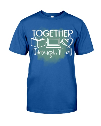 Together throught it all