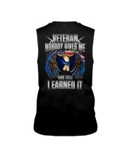 Veteran - I Earned It Sleeveless Tee thumbnail