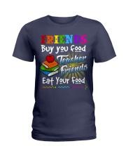 Teacher Friends Ladies T-Shirt thumbnail