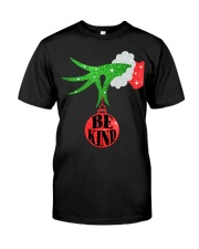BE KIND CHRISTMAS Classic T-Shirt front