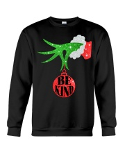 BE KIND CHRISTMAS Crewneck Sweatshirt thumbnail