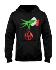 BE KIND CHRISTMAS Hooded Sweatshirt thumbnail
