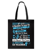 Special Education Teacher Tote Bag thumbnail