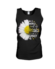 In a world full of roses be a Daisy Unisex Tank thumbnail