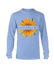 Teacher love what you do Long Sleeve Tee thumbnail