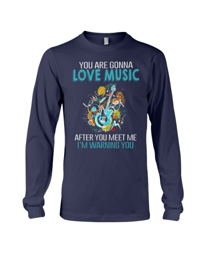 You are gonna love music
