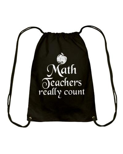 MATH TEACHER REALLY COUNT