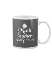 MATH TEACHER REALLY COUNT Mug thumbnail