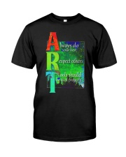 Art Teacher Classic T-Shirt tile