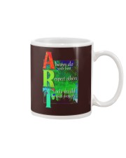 Art Teacher Mug tile