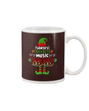 SANTA'S FAVOURITE MUSIC TEACHER Mug thumbnail