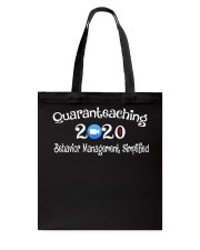 Quaranteaching 2020 Tote Bag tile