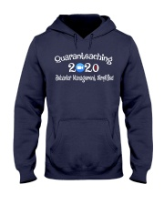 Quaranteaching 2020 Hooded Sweatshirt thumbnail