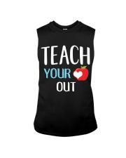 Teach Your Heart Out Sleeveless Tee thumbnail