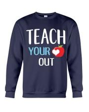 Teach Your Heart Out Crewneck Sweatshirt thumbnail