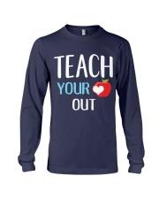 Teach Your Heart Out Long Sleeve Tee thumbnail