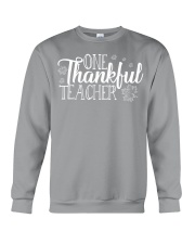 ONE THANKSFUL TEACHER Crewneck Sweatshirt thumbnail