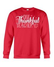 ONE THANKSFUL TEACHER Crewneck Sweatshirt front